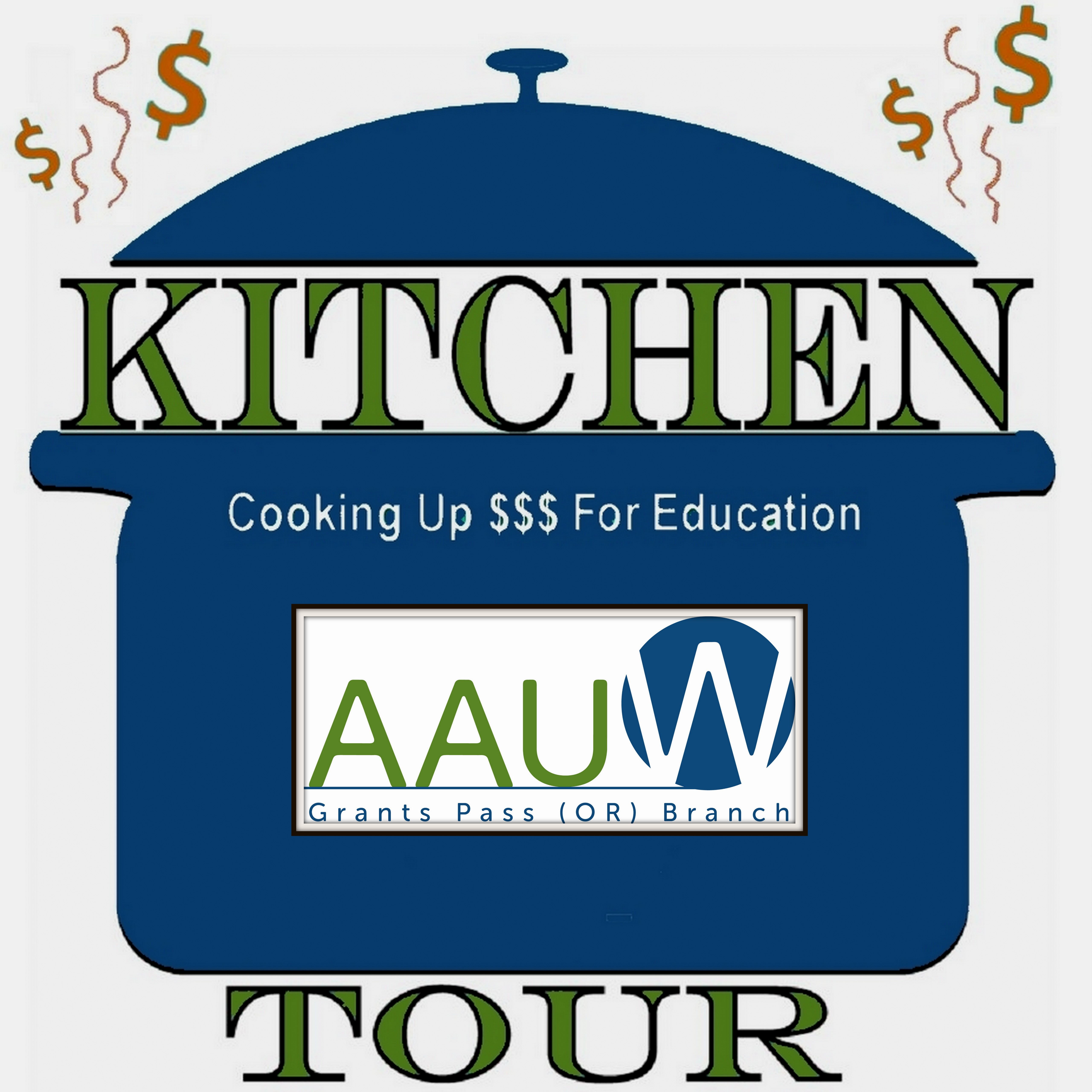 Aauw Kitchen Tour Grants Pass Or Branch